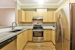 kitchen at #106 - 15298 20 Avenue, King George Corridor, South Surrey White Rock