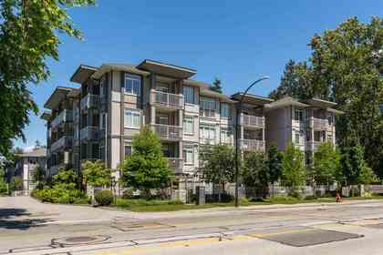 building-complex at #210 - 13277 108 Ave, Whalley, North Surrey