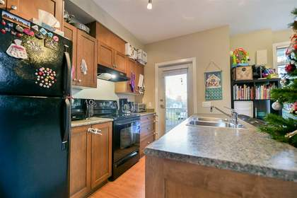 kitchen at #210 - 13277 108 Ave, Whalley, North Surrey