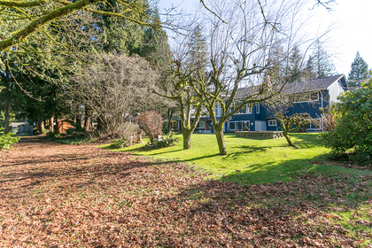 exterior-back at 1731 Harbour Drive, Harbour Chines, Coquitlam