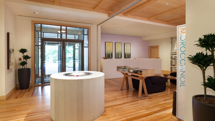 lobby at #516 - 4591 Blackcomb Way, Benchlands, Whistler