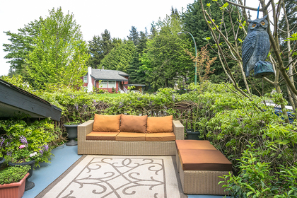 deck-upper at 8413 Arbour Place, Nordel, N. Delta