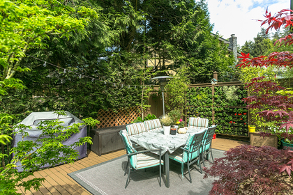deck-vertical-garden at 8413 Arbour Place, Nordel, N. Delta