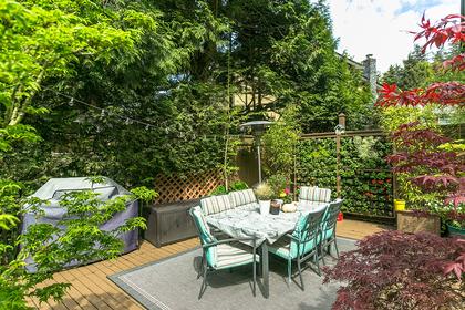 deck-vertical-garden at 8413 Arbour Place, Nordel, N. Delta
