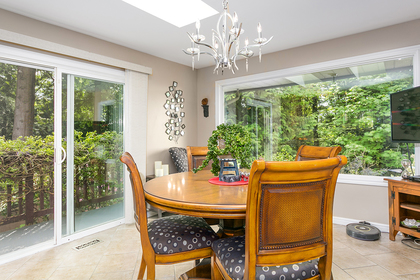 dining-rm at 8413 Arbour Place, Nordel, N. Delta