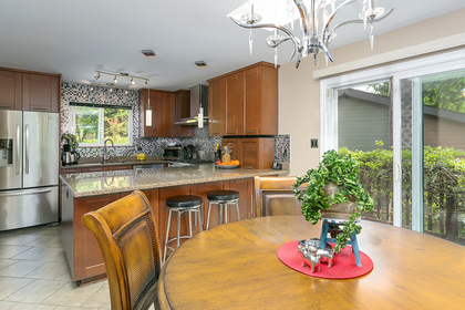 kitchen-dining at 8413 Arbour Place, Nordel, N. Delta