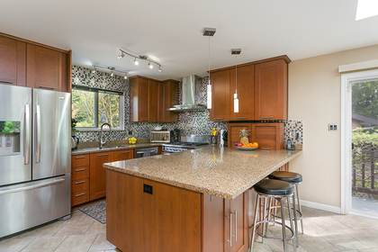 kitchen at 8413 Arbour Place, Nordel, N. Delta