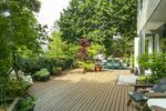 deck-bsmt at 8413 Arbour Place, Nordel, N. Delta
