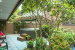 hot-tub at 8413 Arbour Place, Nordel, N. Delta