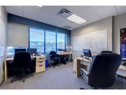 Private Office at #305 #306 #307 #308 - 8988 Fraserton Court, Big Bend, Burnaby South