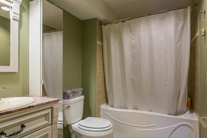 Bsmt - bathroom at 2888 Woodsia Place, Westwood Plateau, Coquitlam