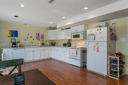 Bsmt - kitchen at 2888 Woodsia Place, Westwood Plateau, Coquitlam