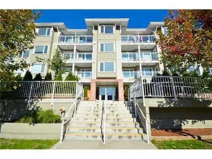 2373AtkinsAvePortCoq building exterior at #208 - 2373 Atkins Avenue, Central Pt Coquitlam, Port Coquitlam