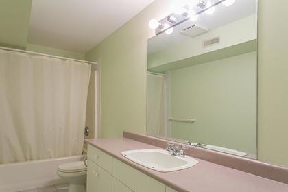 bathroom bsmt at 7589 Manzanita Place, Burnaby East