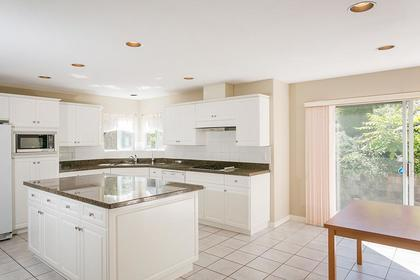 kitchen at 7589 Manzanita Place, Burnaby East