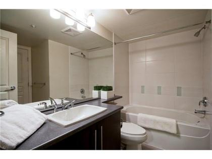 bathroom at #118 - 2088 Beta Avenue, Brentwood Park, Burnaby North