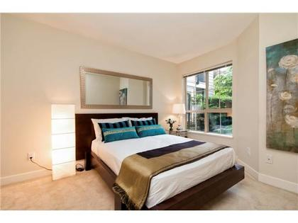 master bdrm at #118 - 2088 Beta Avenue, Brentwood Park, Burnaby North