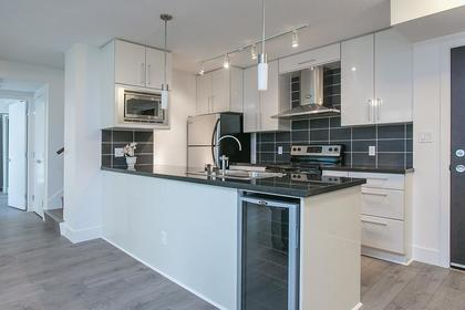 kitchen (main) at #802 - 633 Abbott Street, Downtown VW, Vancouver West