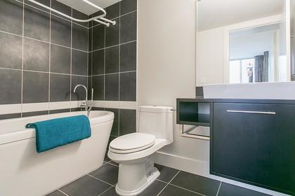 master ensuite at #802 - 633 Abbott Street, Downtown VW, Vancouver West