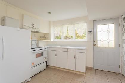 kitchen bsmt at 720 Anderson Cresent, Sentinel Hill, West Vancouver