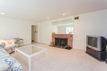 rec room L at 720 Anderson Cresent, Sentinel Hill, West Vancouver