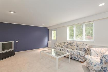 rec room R at 720 Anderson Cresent, Sentinel Hill, West Vancouver