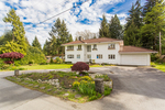 exterior front (ad) at 720 Anderson Cresent, Sentinel Hill, West Vancouver