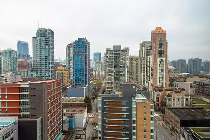 view - city at #1907 - 501 Pacific Street, Downtown VW, Vancouver West