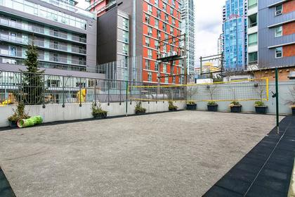 Volleyball Court at #1907 - 501 Pacific Street, Downtown VW, Vancouver West