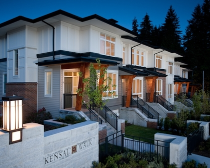 KensalWalk at #26 - 1125 Kensal Place, New Horizons, Coquitlam