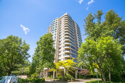 building-exterior at #302 - 7321 Halifax Street, Simon Fraser Univer., Burnaby North