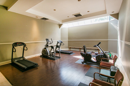 gym-1 at #302 - 7321 Halifax Street, Simon Fraser Univer., Burnaby North