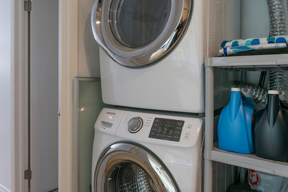 laundry at #302 - 7321 Halifax Street, Simon Fraser Univer., Burnaby North