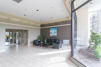 lobby at #302 - 7321 Halifax Street, Simon Fraser Univer., Burnaby North