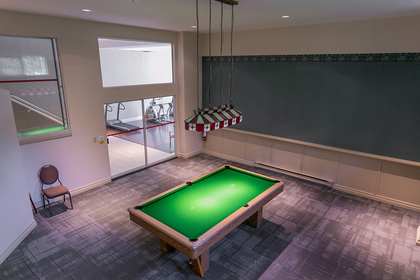pool-table at #302 - 7321 Halifax Street, Simon Fraser Univer., Burnaby North