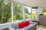 living-rm-window at #302 - 7321 Halifax Street, Simon Fraser Univer., Burnaby North
