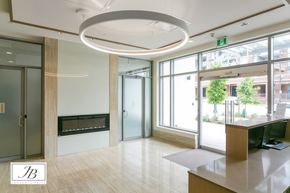 jb-lobby at #706 - 13398 104 Avenue, Whalley, North Surrey