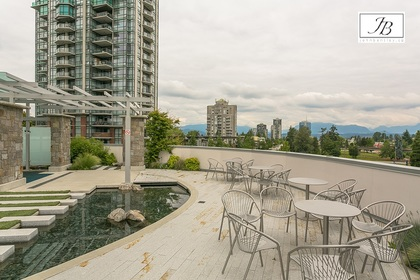 jb-rooftop-garden-2 at #706 - 13398 104 Avenue, Whalley, North Surrey