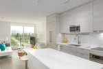kitchen-counter at #706 - 13398 104 Avenue, Whalley, North Surrey