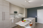 kitchen-main at #706 - 13398 104 Avenue, Whalley, North Surrey