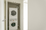 laundry at #706 - 13398 104 Avenue, Whalley, North Surrey