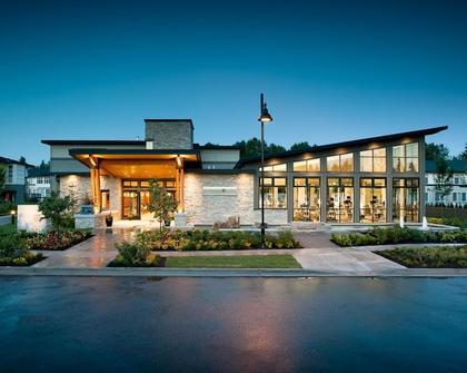 Nakoma Club House at #1209 - 3093 Windsor Gate, New Horizons, Coquitlam
