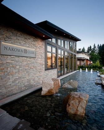 Nakoma Club at #1209 - 3093 Windsor Gate, New Horizons, Coquitlam