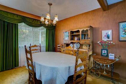 dining room at 350 N Hythe Avenue, Capitol Hill BN, Burnaby North