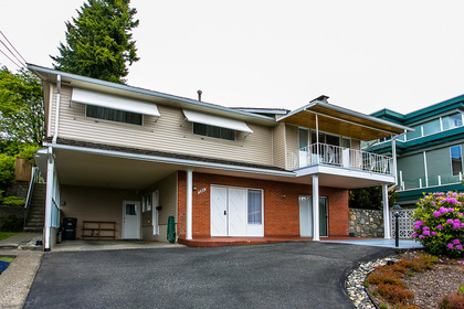 exterior front at 350 N Hythe Avenue, Capitol Hill BN, Burnaby North