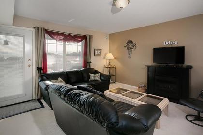 Family Room (rec media room) at #38 - 1751 Paddock Drive, Westwood Plateau, Coquitlam
