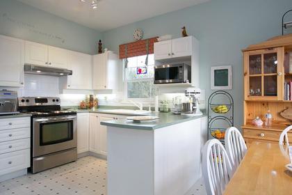 Kitchen at #38 - 1751 Paddock Drive, Westwood Plateau, Coquitlam