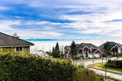 View (from backyard) at #38 - 1751 Paddock Drive, Westwood Plateau, Coquitlam
