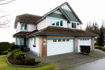 Exterior Front at #38 - 1751 Paddock Drive, Westwood Plateau, Coquitlam