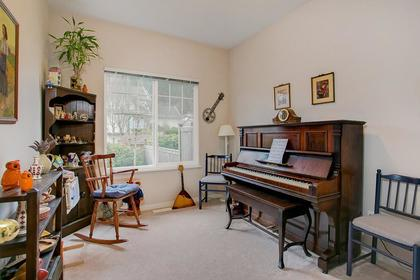 bdrm on main piano at #5 - 1751 Paddock Drive, Westwood Plateau, Coquitlam